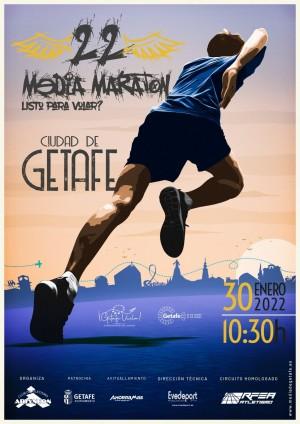 22 Media Maratón Ciudad de Getafe