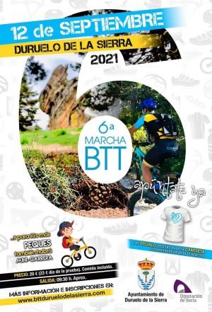 6ª Marcha BTT Duruelo de la Sierra