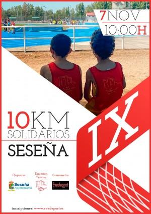IX 10KM SOLIDARIOS DE SESEÑA