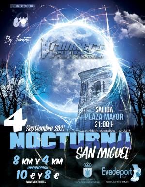 IX CARRERA NOCTURNA SAN MIGUEL