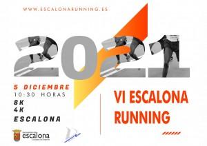 """VI Carrera Popular """"Escalona Running"""""""