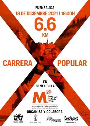 X CARRERA POPULAR FUENSALIDA